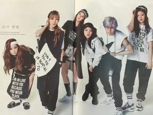 Red Velvet voorbeeld for High Cut