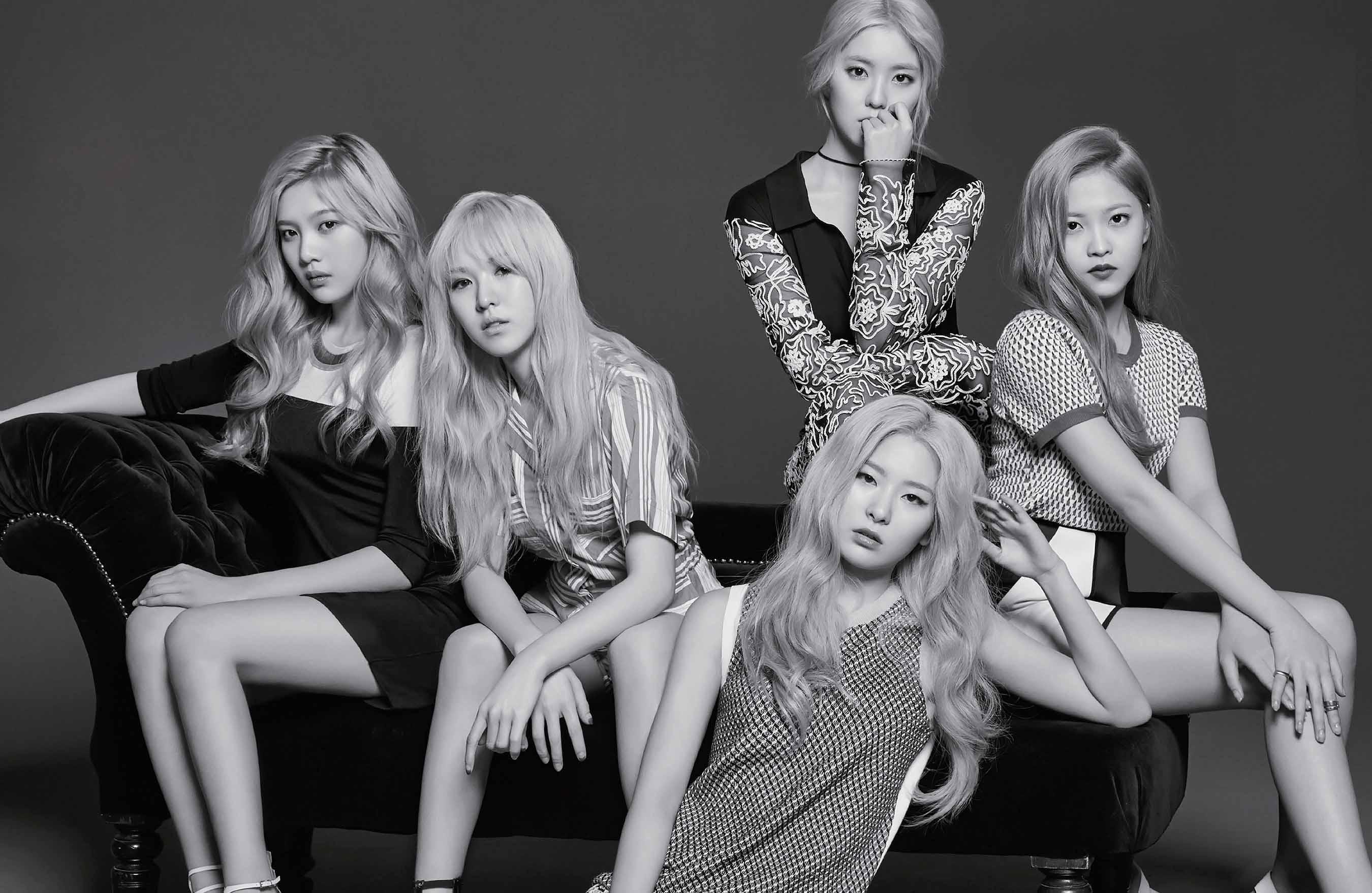 Red Velvet Images Red Velvet For Harper S Bazaar Korea Hd Wallpaper