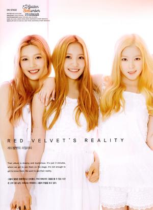 Red Velvet for K Wave Magazine May 2015