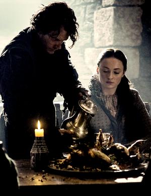 Reek & Sansa Stark