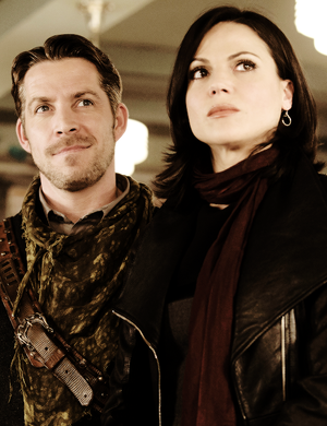 Regina and Robin