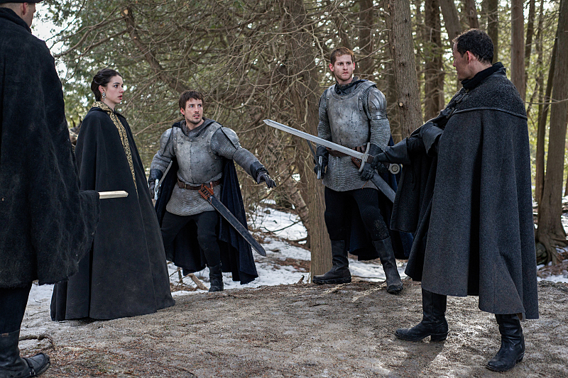 """Reign """"The Siege"""" (2x21) promotional picture"""