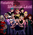Relating on a Molecular Level - penguins-of-madagascar fan art