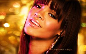 Rihanna wallpaper