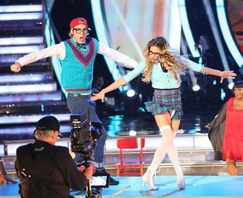 Dancing With The Stars fondo de pantalla called Riker & Allison - Week 6