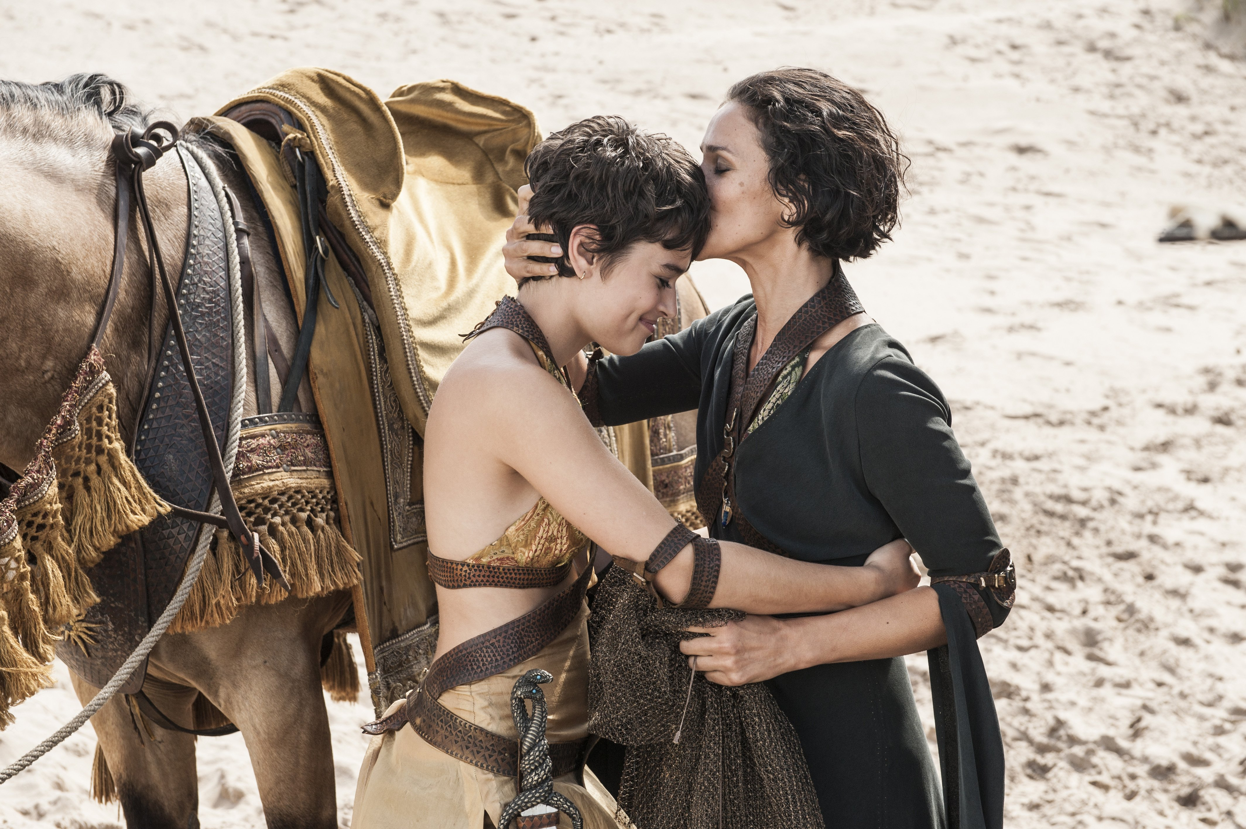 Rosabell Laurenti Sellers Tyene Sand Game of Thrones Season 5