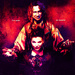Rumplestiltskin and Regina - rumpelstiltskin-mr-gold icon