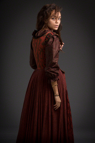Salem TV Series wallpaper probably containing a kirtle and a polonesa, polonês, polonaise called Salem - Season 1 - Promotional fotografias