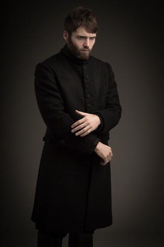 Salem TV Series wallpaper containing a business suit titled Salem - Season 1 - Promotional foto