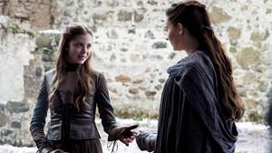 Sansa Stark and Myranda