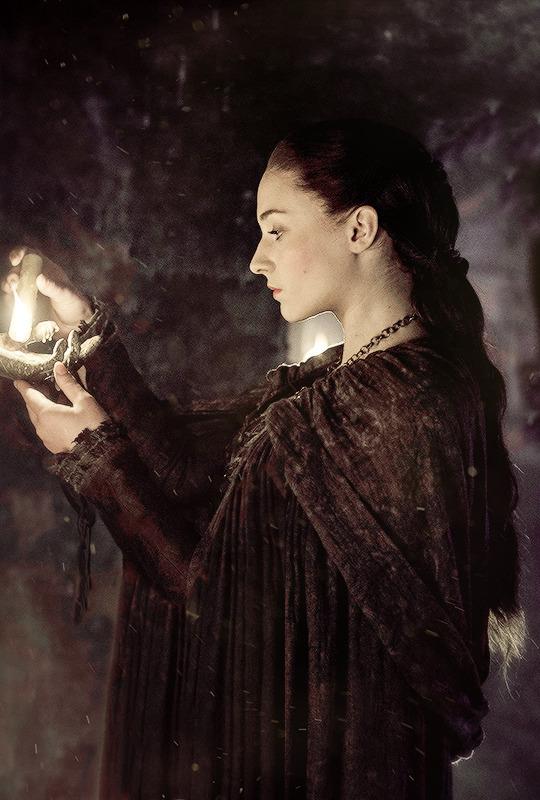 Sansa stark game of thrones fan art 38462645 fanpop