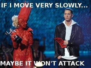Scared Eminem