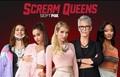 Scream Queens Poster - lea-michele photo