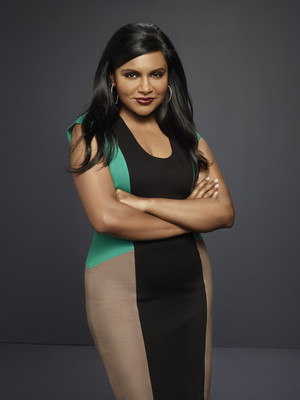 Season 3 Cast Portrait - Mindy Kaling