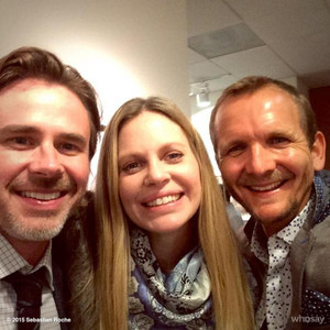 Sebastian and Co-Stars