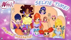 Selfie Magical weekend