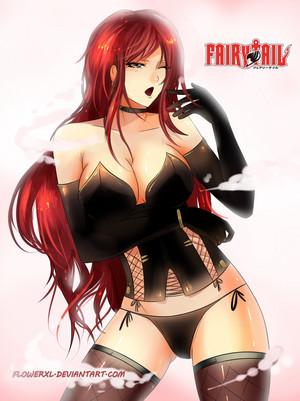 Sexy Erza Scarlet