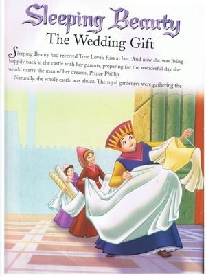 Sleeping Beauty: The Wedding Gift 1
