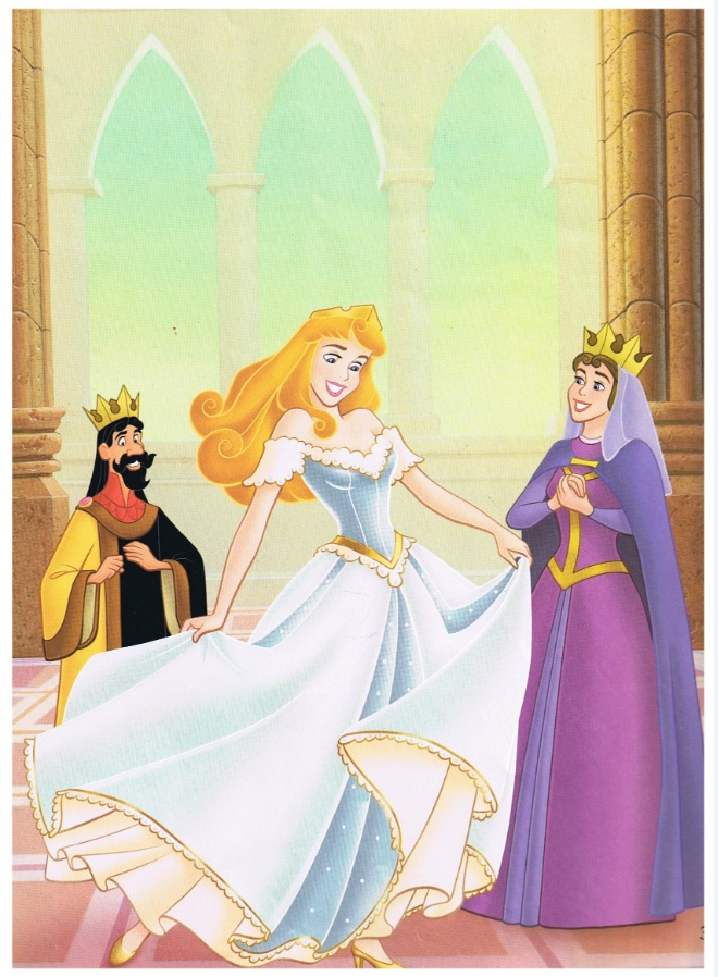 Disney Princesas Wallpaper Titled Sleeping Beauty The Wedding Gift 10