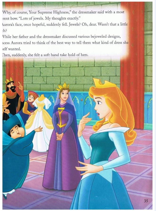 Sleeping Beauty The Wedding Gift 6 Disney Princess