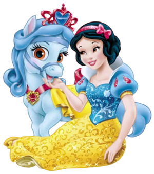 Snow White and Sweetie