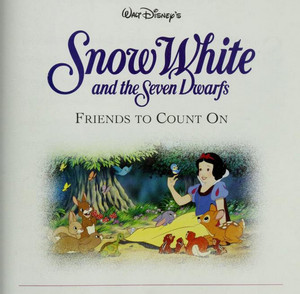 Snow White and the Seven Dwarfs - Friends to Count On