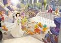 Snow White's Wedding 11 - disney-princess photo