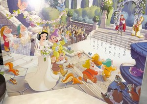 Snow White's Wedding 11
