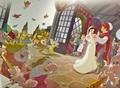 Snow White's Wedding 14 - disney-princess photo
