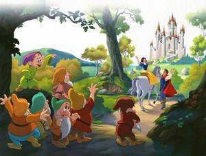 Snow White's Wedding 2