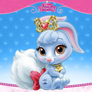Snow Whites bunny Berry