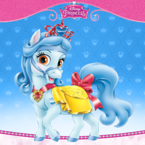 Snow Whites pony Sweetie