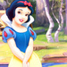 Snow white icone