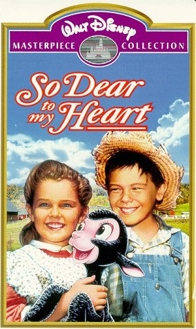 So Dear to My сердце (1948) - Masterpiece Collection VHS Cover