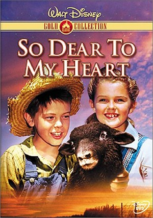 So Dear to My Heart (1948) - Gold Collection DVD Cover