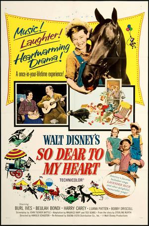 So Dear to My ハート, 心 (1948) - Classic Poster