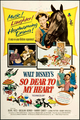 So Dear to My Heart (1948) - Classic Poster - classic-disney photo
