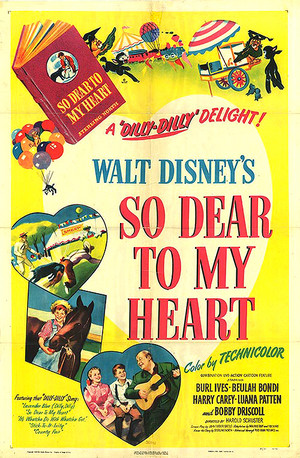 So Dear to My hati, tengah-tengah (1948) - Classic Poster