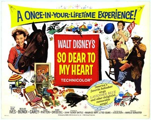So Dear to My hart-, hart (1948) - Classic Poster