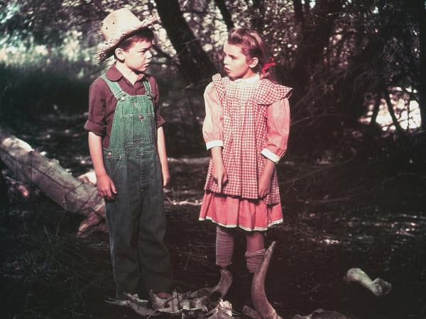 So Dear to My Heart (1948) - Jeremiah Kincaid and Hildy