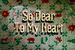 So Dear to My Heart (1948) - Title Card
