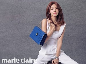 Sooyoung - 'Marie Claire' May 'Bulgari' 2015 SS (1)