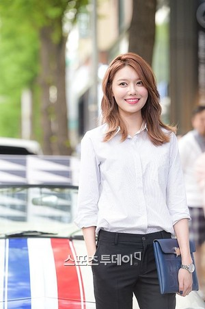 Sooyoung at Rivieras Pop-Up