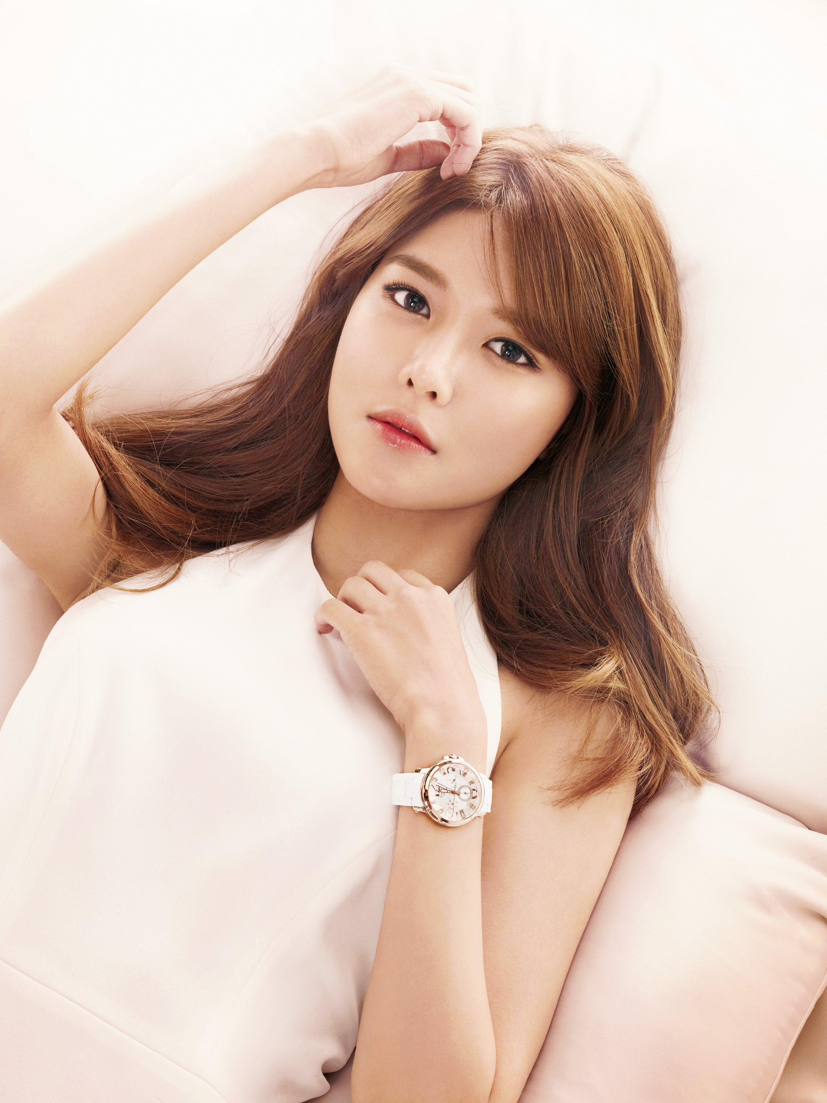Sooyoung for Casio Sheen 2015