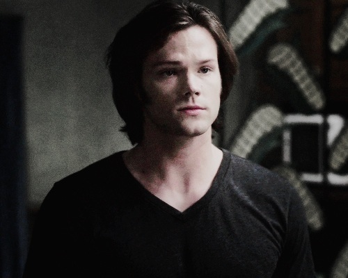 supernatural fondo de pantalla probably containing a portrait called Soulless!Sam