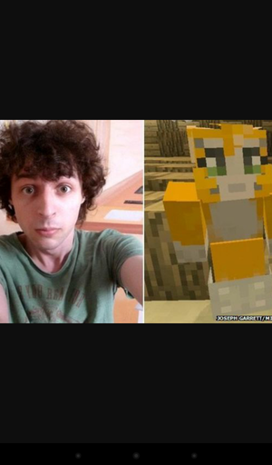 Stampy real, Stampy Minecraft