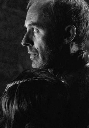 Stannis & Shireen Baratheon