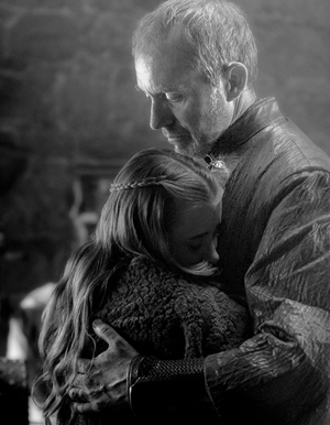 Stannis & Shireen Baratheon