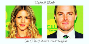Stemily - The CW Network's Upfronts 2013/2014/2015