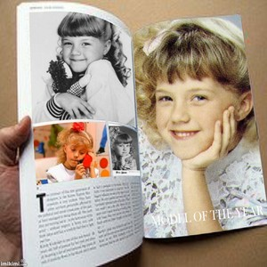 Stephanie Tanner: Child Model of the Year